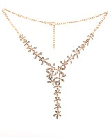 TSG Yuth Diva Collection Alloy Necklace