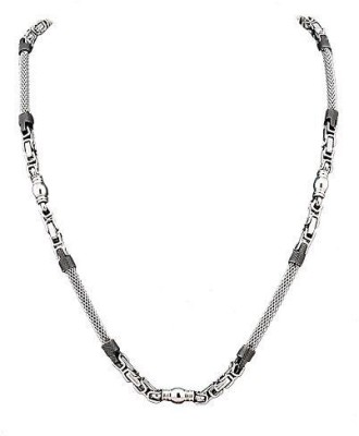 Vaishnavi Latest Beautiful Design 316L Surgical Stainless Steel Chain