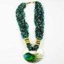 Vinnis Style Diva Acrylic Necklace