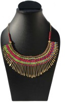 MKB Fabric, Alloy Necklace