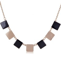 Cinderella Collection By Shining Diva Stunning Stylish Choker Alloy Necklace