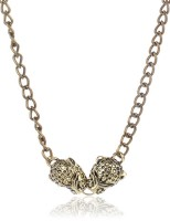 Style Fiesta Partner Panther Alloy Necklace
