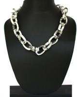 Dhruvi Creation By Zaveri Pearls Anchor Link -Zpfk2298 Silk Dori Necklace