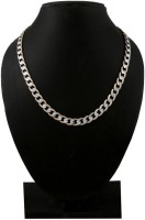 The Jewelbox Classic Curb Yellow Gold Plated Stainless Steel Chain
