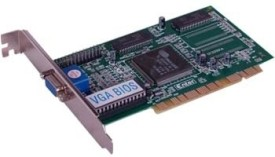 Enter E-VGA8 Network Interface Card