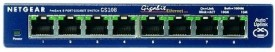 Netgear Prosafe 8 Port Gigabit Smart GS108T Network Switch