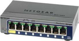 Netgear Prosafe 8-Port Gigabit Smart Network Switch