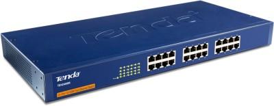Tenda 10/100 Mbps 24 Ports Fast Ethernet Rackmountable