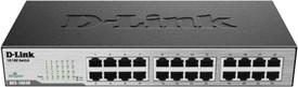 D-Link DES-1024D 24-Port 10/100 Desktop Switch