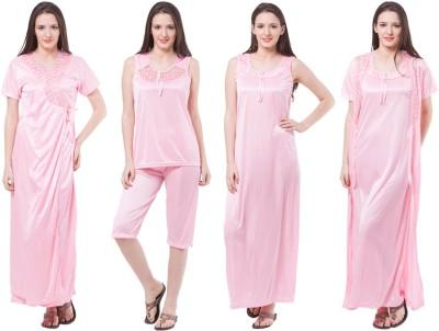 Buy Online Fasense Women s Night Dress at lowest price on Flipkart.com c6e0bf5ea