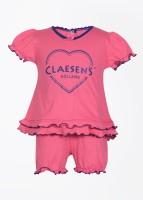 Claesens Baby Boy's, Baby Girl's Baby Girl's, Baby Boy's Printed Top And Bloomer Set - NSTDVX4GNHFVKUGV