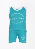 Claesens Baby Boy's, Baby Girl's Baby Girl's Printed T-Shirt And Shorts Set - NSTDVX4GHYH9JEJK