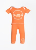 Claesens Baby Boy's, Baby Girl's Baby Girl's Printed T-shirt And Pyjama Set - NSTDVX4GTYPGHRBN