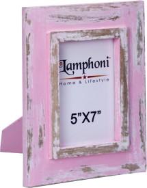 Lamphoni Wood Photo Frame