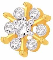 Nakshatra Diamond Yellow Gold Nose Stud - NRSE57ZSK8BXKGRA