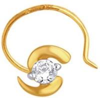 Nakshatra Diamond Yellow Gold Nose Stud - NRSE88HKJDC7KYUC