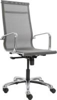 Fabchair Ayrus Metal Office Chair (Brand - Grey)