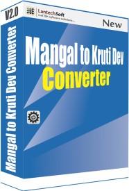 LantechSoft Mangal to Kruti Dev Converter