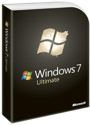 Buy Microsoft Windows 7 Ultimate (Full Pack) Windows 7 Ultimate 32/64 bit: Operating System