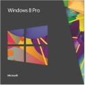 Microsoft Windows 8 Professional 32/64 bit: Operating System