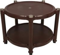 Supreme Plastic Outdoor Table (Finish Color - Globus Brown) - OUTEDUSBKSSVFE7E