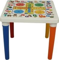 Supreme Plastic Outdoor Table (Finish Color - Multi Color)
