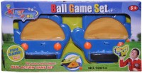 Zest4Toyz Squap Catch Ball Game Set Racket And Ball Exclusively Designed (Multicolor)