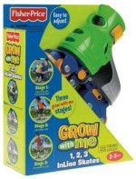 Fisher Price Outdoor Toys Fisher Price Grow With Me Inline Skates