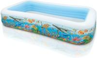 Intex Tropical Family Pool (Multicolor)