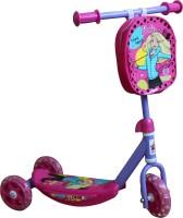 Barbie 3 Wheel Kick Scooter (Pink)