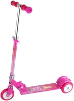 A R ENTERPRISES 3 WHEEL FOLDABLE SCOOTER FOR KIDS (Pink)