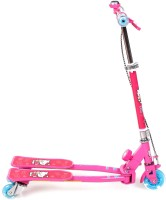 Hello Kitty Frog Scooter (Pink, Blue)