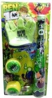 Turban Toys Ben10 Baseball Playset (Green)