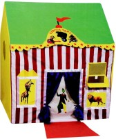 Planet Of Toys Circus Play Tent (Multicolor)