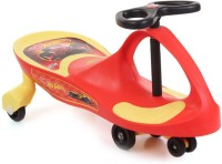 HOT WHEELS SWING SCOOTER (Red)