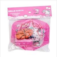 Disney Hello Kitty Basketball Board Set (Pink)