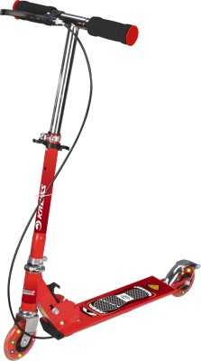Toyhouse Outdoor Toys Toyhouse Height Adjustable Scooter with Wheel Lights & Breaks