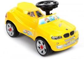 Suzi Kids Mini Ride Car - Yellow