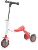 The Flyer's Bay 2 In 1 Sit Or Kick Scooter For Kids (Red)