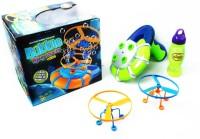 Smart Picks Bubble Flying Saucer (Multicolor)