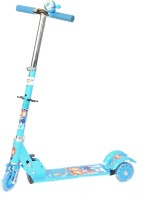 Happy Kids Foldable And Height Adjustable Scooter For Kids (Turbo) (Blue)