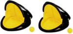 Shopaholic Outdoor Toys Shopaholic Sports Set Squap Throw And Catch Ball Game