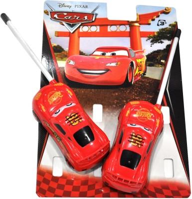 Buy Disney Walkie Talkie Cars: Outdoor Toy