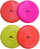 Sahni Sports Frisbee Flying Disk 10.5 Inch (Set Of 4) (Multicolor)