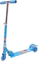 Naughty Kid Three Wheeled Scooter (Blue) (Blue)
