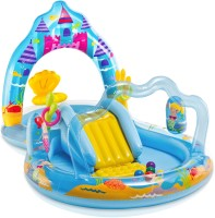 Intex Mermaid Kingdom Play Center (Multicolor)
