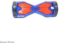 Smart Picks Self Balancing Wheel_8 Inch_ Orange & Blue (Orange)