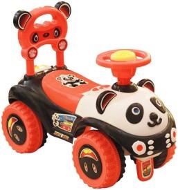 Panda Ruff Rider Red