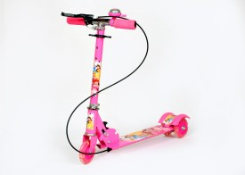 JTSN Foldable And Height Adjustable Scooter For Kids