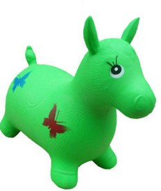 Taaza Garam Animal space Hopper Horse Jumping Ride-on Bouncy kids toy gift